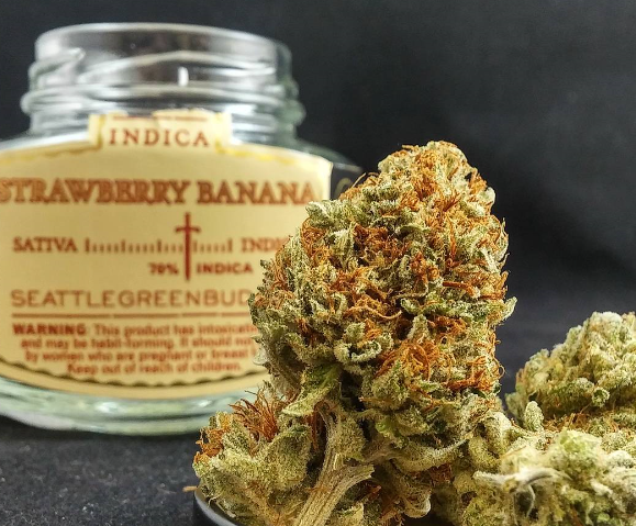 Strawberry Banana by SGB | toasted n' posted